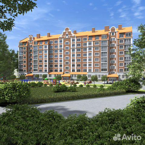 3-к квартира, 93 м², 4/8 эт. 84012521099 купить 4