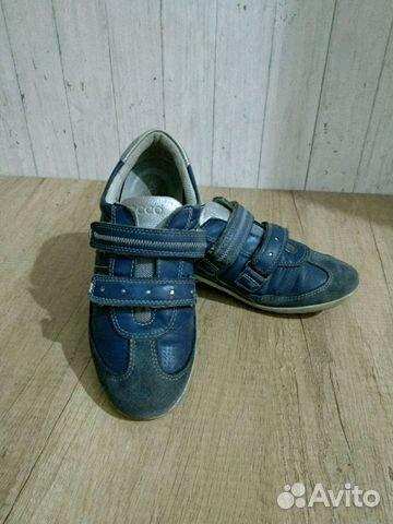 205dd8153 Туфли кроссовки ecco (экко) 33 р-р, обувь для дево   Festima.Ru ...
