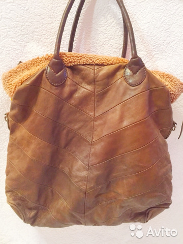 Bag of genuine leather 89005772111 buy 3