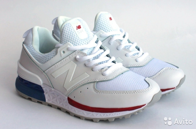 bb1ca702 Кроссовки N Balance 574 Sport White (37 EUR) купить в Санкт ...