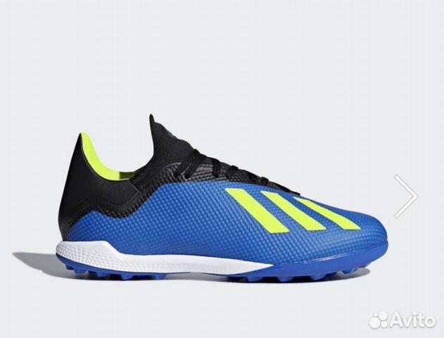 788615e2 Бутсы Adidas X Tango 18,3 TF | Festima.Ru - Мониторинг объявлений