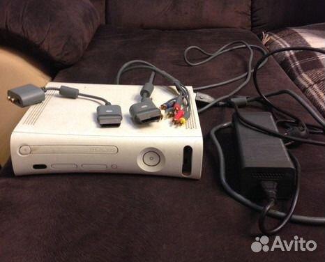 Xbox360 на запчасти 89144432078 купить 1