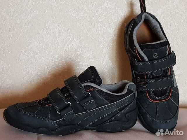 fd016a449 Ботинки ecco для мальчика купить в Нижегородской области на Avito ...