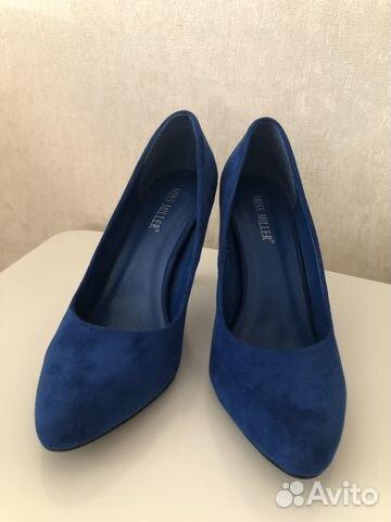 117eb3575 Туфли женские замшевые синие | Festima.Ru - Мониторинг объявлений