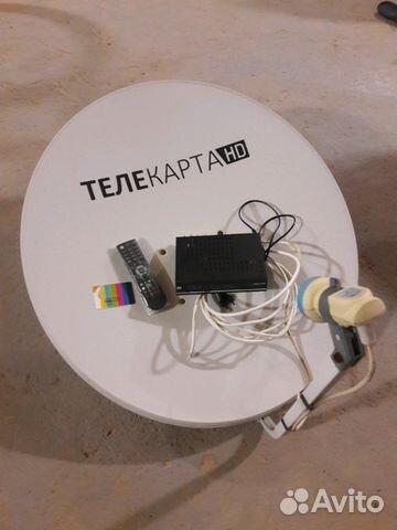 Комплект телекартаhd