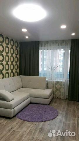 Продается двухкомнатная квартира за 3 500 000 рублей. Строителей пр-кт 1а.