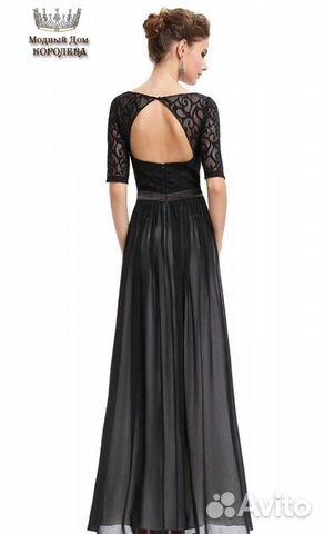 9335aa86843c64b Вечернее платье на прокат. 48/50 размер купить в Санкт-Петербурге на ...