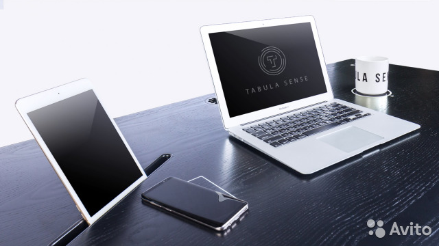Умный стол со встроенной электроникой tabula sense 89065900001 купить 5