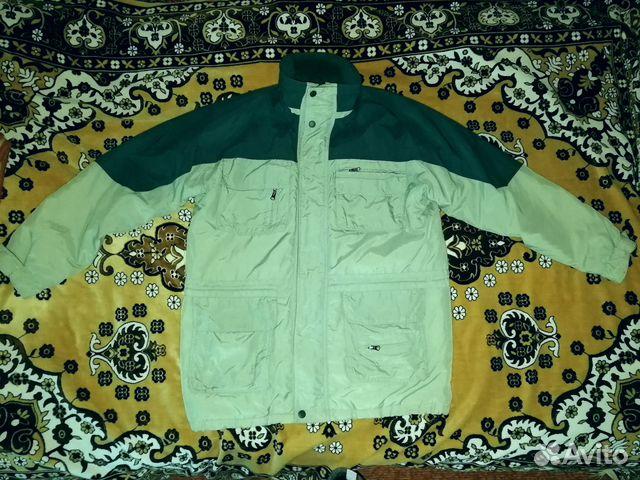 Куртка с капюшеном осень-весна 89225426469 купить 1