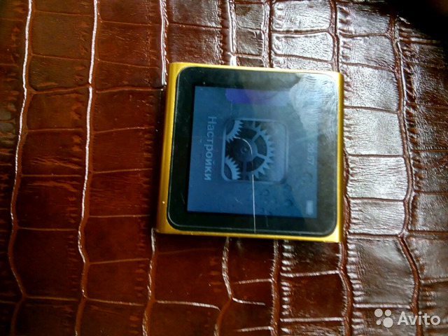 Плеер apple iPod nano 6