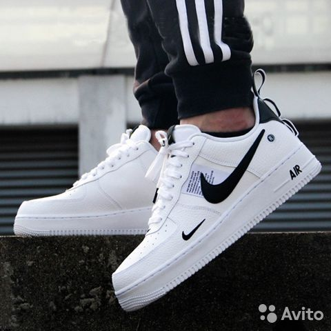 299c2b05 Nike Air Force 1 Low Utility (36-45) купить в Москве на Avito ...
