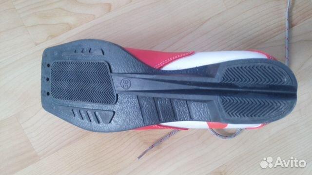 Лыжные ботинки детские 36 размер + лыжи   Festima.Ru - Мониторинг ... 09e0c0e9425