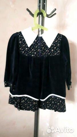 f09668bdaa1 Платье для девочки 2-3 лет купить в Новосибирской области на Avito ...
