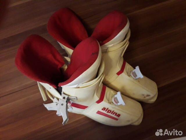 5cf522982297f5 Горнолыжные ботинки 39 alpina купить в Республике Башкортостан на ...