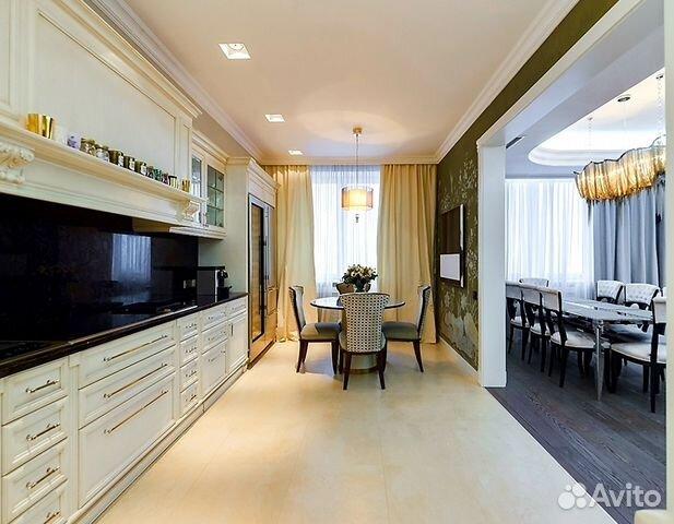 Продается двухкомнатная квартира за 5 670 000 рублей. ул Ленина.