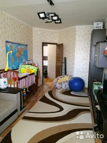 Продается однокомнатная квартира за 2 800 000 рублей. Пермь, 1-я Ипподромная улица, 5.