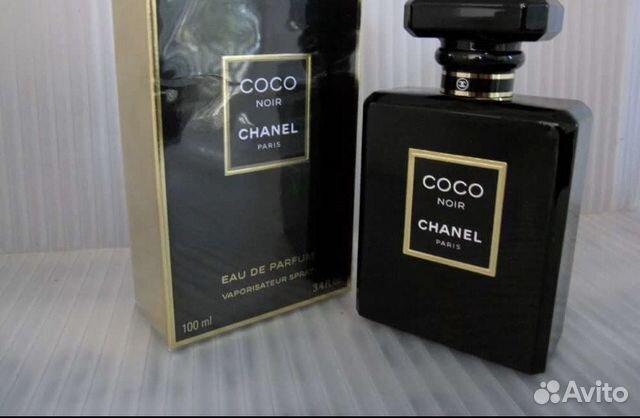 духи Coco Chanel Noir Festimaru мониторинг объявлений