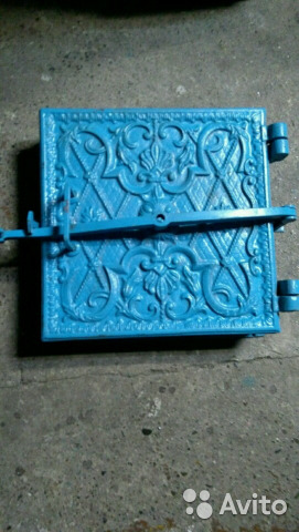 Дверца для печки