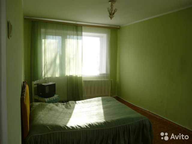Продается однокомнатная квартира за 1 400 000 рублей. Московская область, Воскресенский район, село Федино, 11.