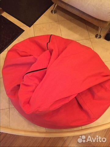 кресло мешок пуф мешок кресло икеа купить в москве на Avito