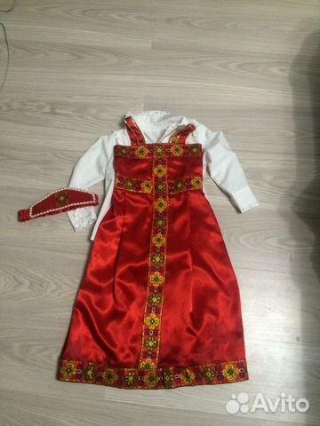 263549e295b Русский народный костюм на малышку