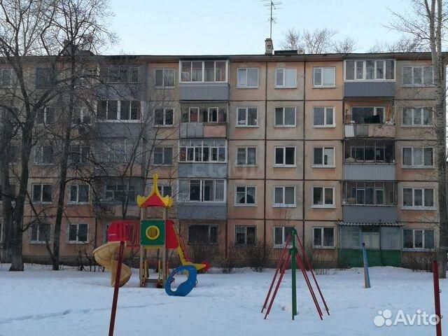 Продается однокомнатная квартира за 1 150 000 рублей. Хрустальная,18.
