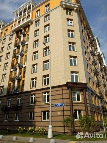 Продается однокомнатная квартира за 8 000 000 рублей. г Москва, поселение Внуковское, б-р Андрея Тарковского, д 3.