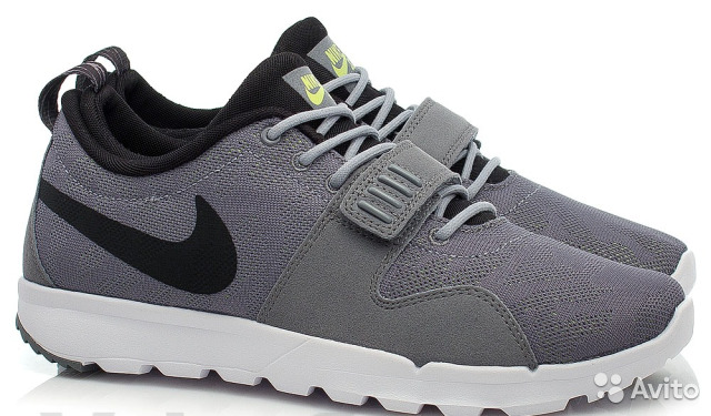 574bd4f7 Мужские кроссовки Nike SB Trainerendor купить в Волгоградской ...