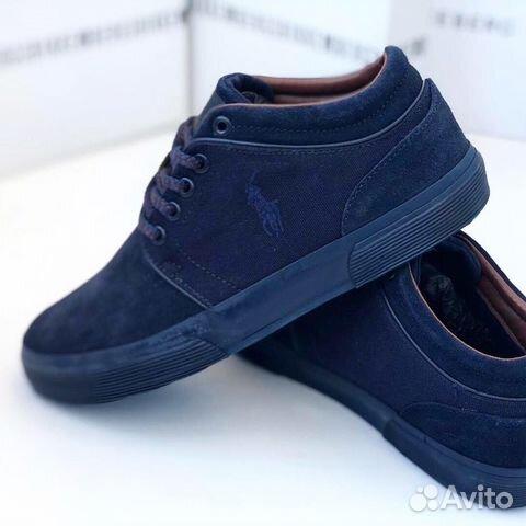 d24833389 Мужские ботинки Ralph Lauren купить в Москве на Avito — Объявления ...