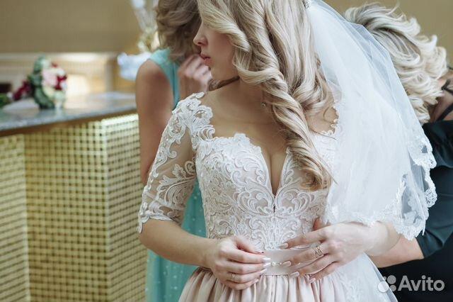 Свадебное платье 89276111054 купить 1