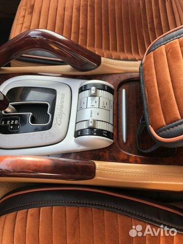 Купить Porsche Cayenne пробег 152 000.00 км 2007 год выпуска
