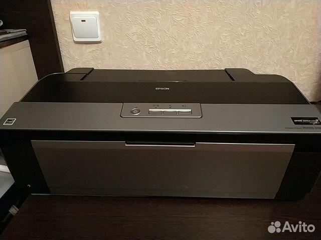 89805377242 Epson R1900 Принтер струйный 8цветов