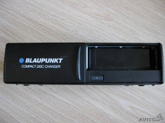 CD-changer Blaupunct 10 дисков