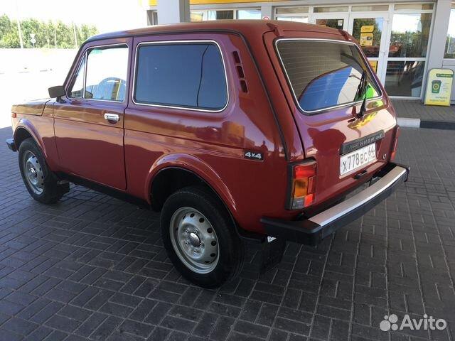 Купить ВАЗ (LADA) 4x4 (Нива) пробег 158 000.00 км 1997 год выпуска