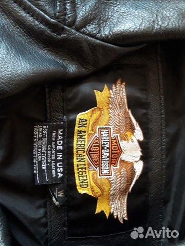 Куртка кожаная Harley - Davidson 89173369019 купить 2