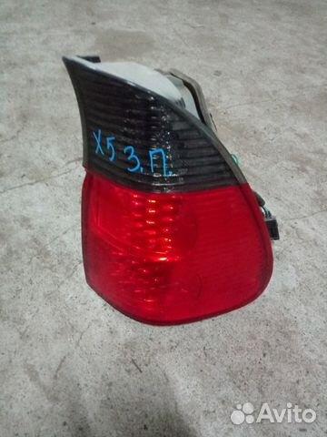 89226688886 Фонарь задний правый (BMW X5)