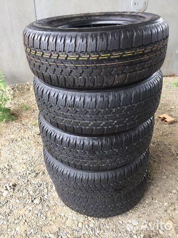 Bridgestone Dueler A/T 693III 265/65 R17 112s  89143151414 купить 1