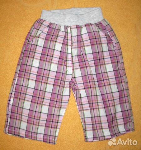 Новые шорты на 6 лет
