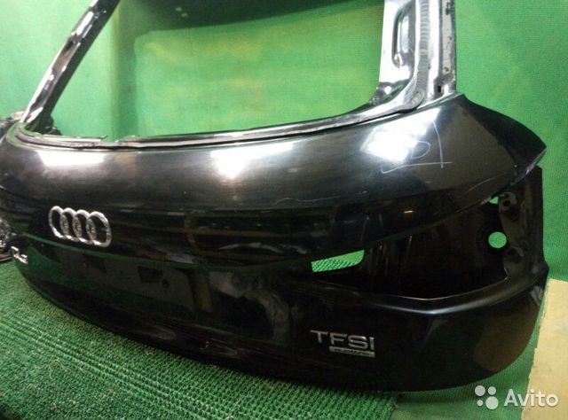 Дверь багажника задняя Audi Q3 Quattro 8UB cczc