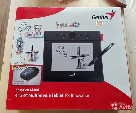 Graphic tablet 89603428951 buy 3