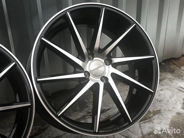Vossen CVT R18 4-100 Комплект новых дисков