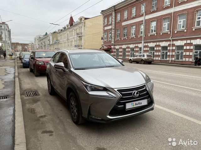 Lexus NX, 2015  89874714212 купить 2