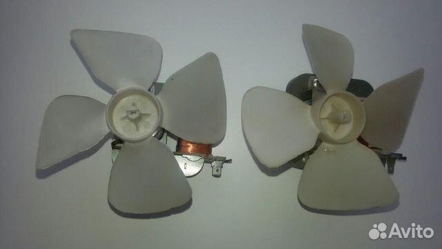 Вентилятор для свч-печи