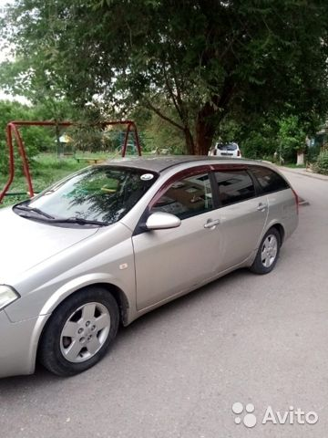 Nissan Primera, 2001  89880501576 купить 1
