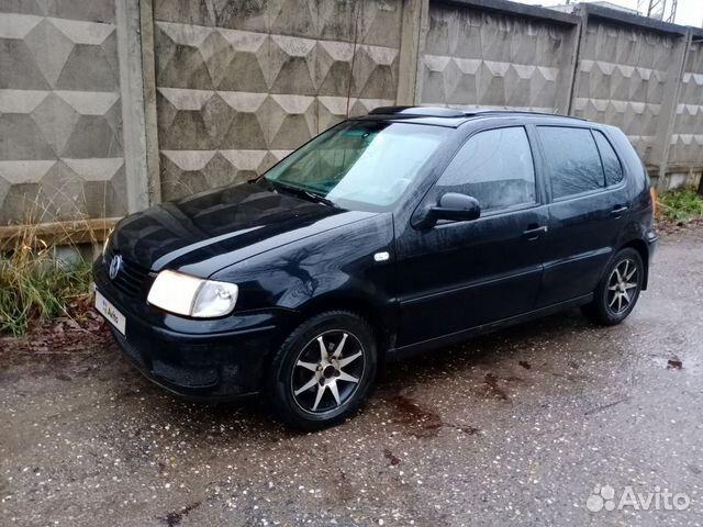 Volkswagen Polo, 2000 купить 1