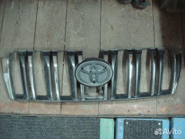 89205500007 Прадо Решетка радиатора Cruiser Prado 150 09-13