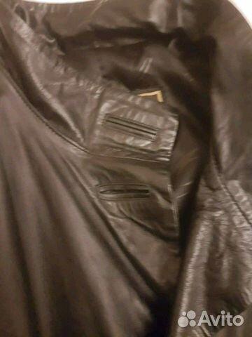 Куртка женская (натуральная кожа