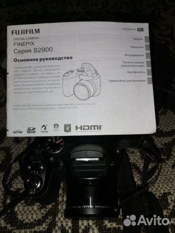 Фотоаппарат Fugifilm