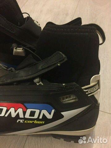 Лыжные ботинки Соломон