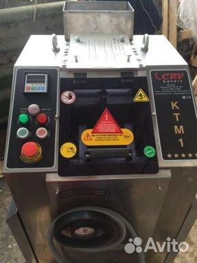 Тестоделительная машина CRV ктм-1